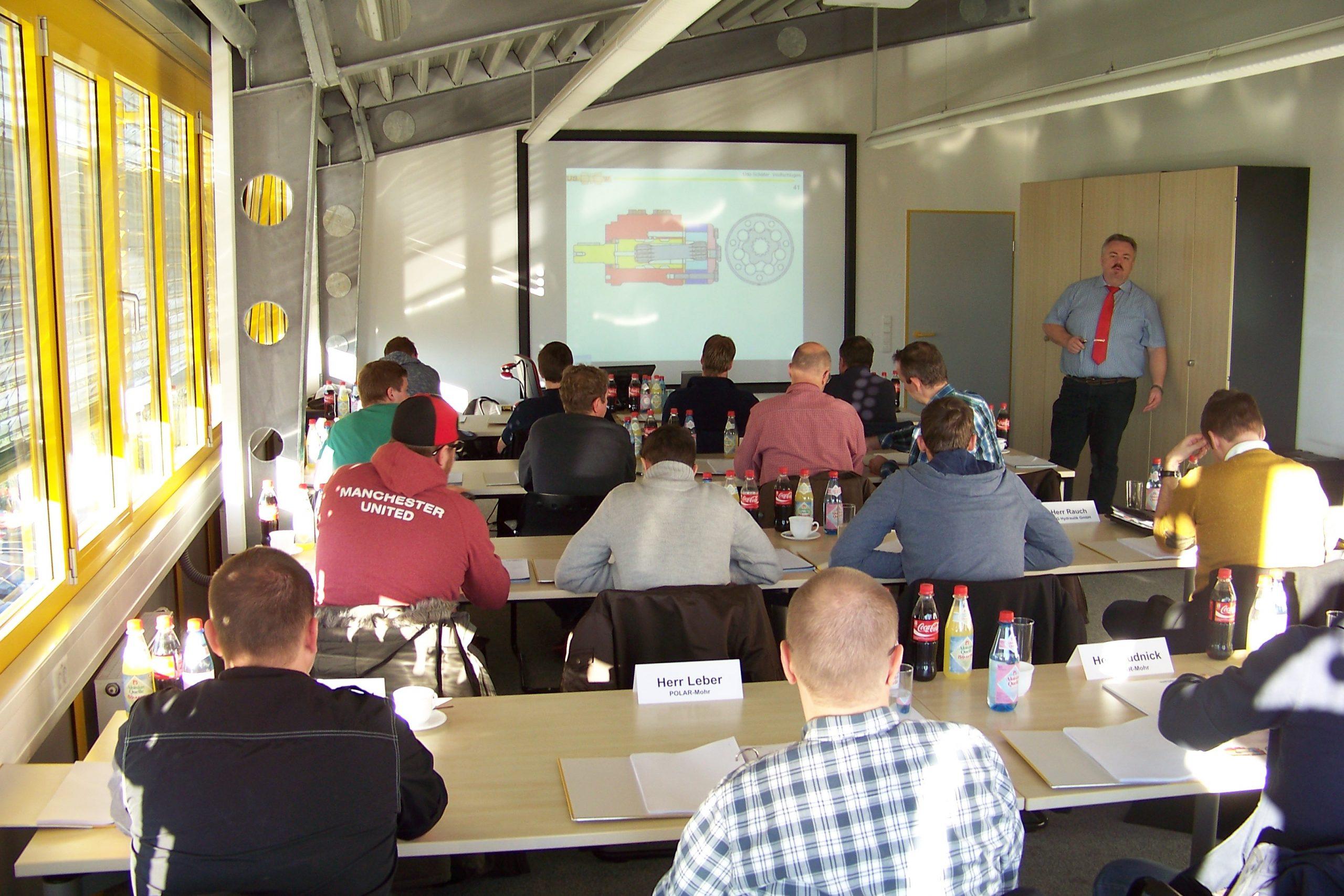 Hydraulik Seminare